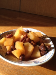 stewed apple light
