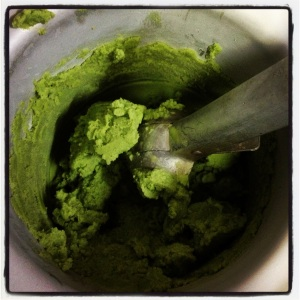 Green Tea Ice Cream (Dairy-free)