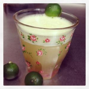 Shikuwasa-Gingerade (Okinawa Lime)