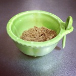 garam masala tiny bowl