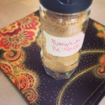 kabocha latte spice mix