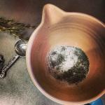 rosemary salt bowl