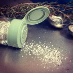 rosemary salt spill