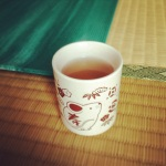 ginger tea after yoga