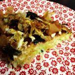 okonomiyaki slice