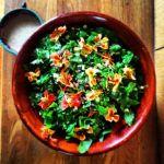 yuzu sesame salad bowl