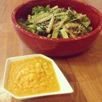 japanese ginger carrot dressing bowl