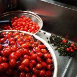 tomato chutney sorting